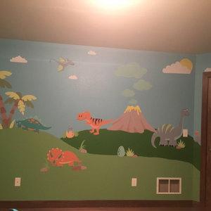 Dinosaur Wall Decals