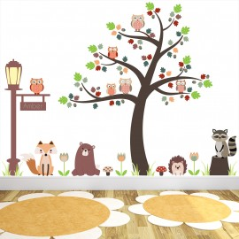 Woodland Animal Nursery...