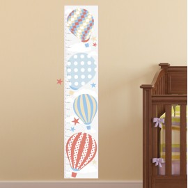 Kids Growth Chart Hot Air...