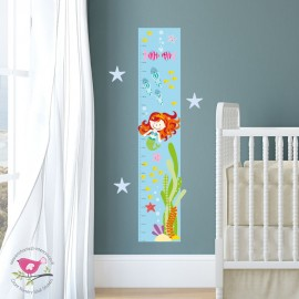Mermaid Growth Chart...