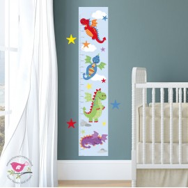 Kids Dragon Growth Chart...