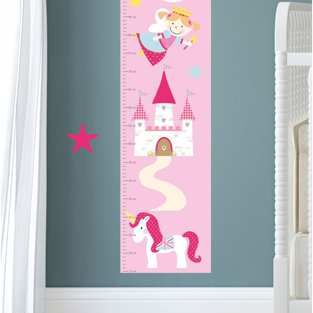 Fairy tale growth chart decal geenschuldenfo Image collections