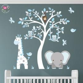 Safari Woodland Nursery...