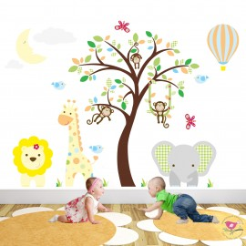 Jungle Wall Decals,...