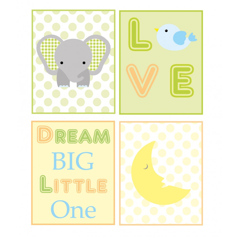 Amazing Dream Wall Art Collection - The Wall Art Decorations ...