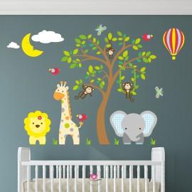 Jungle Wall Stickers...