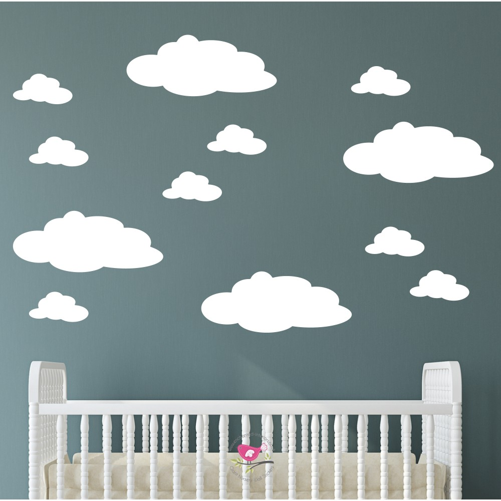 Magical Clouds Wall Stickers