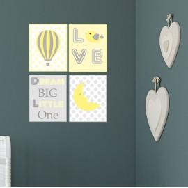 Nursery Wall Prints