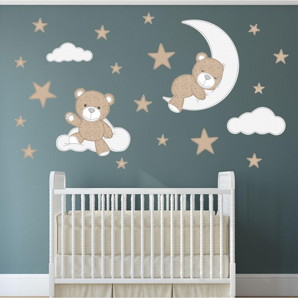 Bear Wall Stickers Neutral