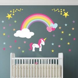 Rainbow Unicorn Nursery...