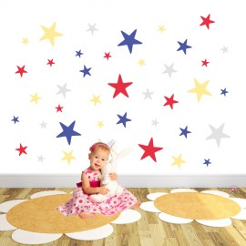 Star Nursery Wall Stickers