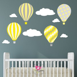 Balloons & Clouds Nursery...
