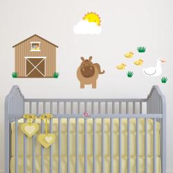 Farm Additional Extras Wall...