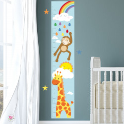 Jungle Growth Chart for...