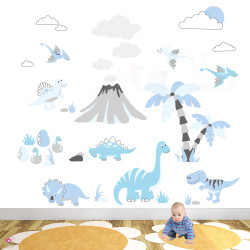 Kids Large Dinosaur Nursery...