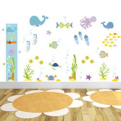 Ocean Wall Stickers Bundle