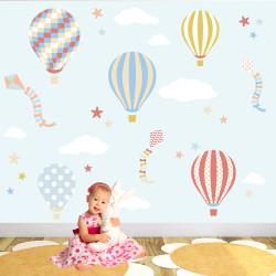 Hot Air Balloons and Kites...