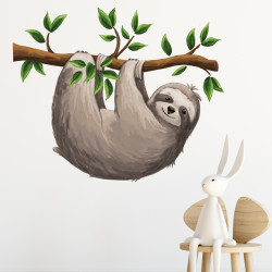 Sloth Wall Stickers...